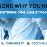 ISO 9001:2015, reason why you need ISO - achieve internationally recognised quality accreditation