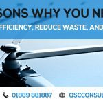 ISO 9001:2015, reason why you need ISO - improve efficiency, reduce waste and save money