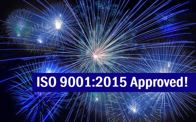 The Importance of ISO 9001:2015, what you need to know
