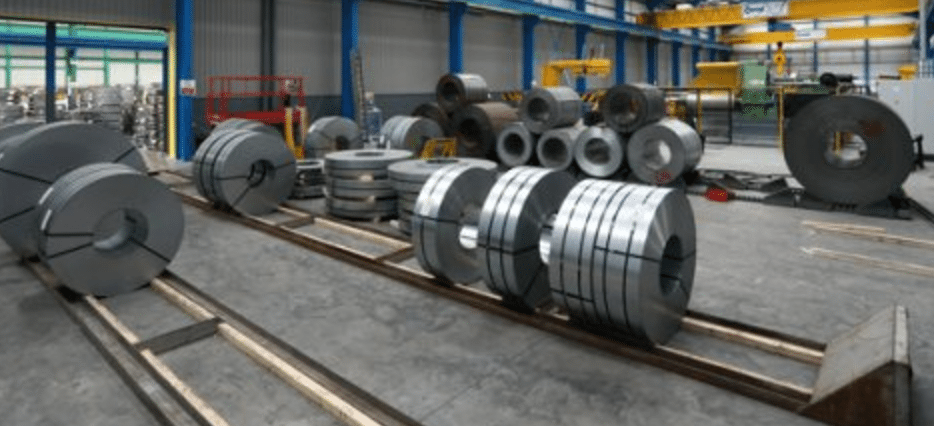 ISO 14001:2015 with Steel Processing (Midlands) Ltd (SPM)