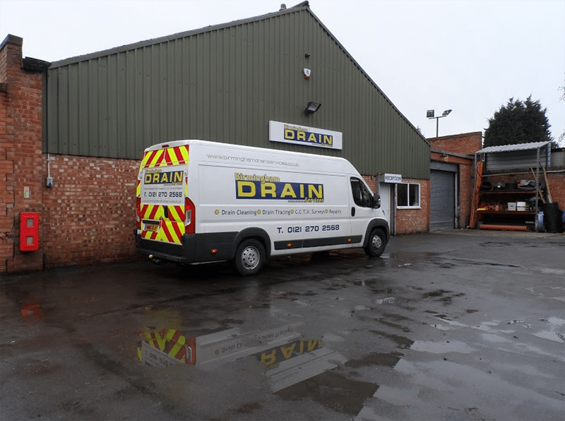 Success for Birmingham Drain Services Ltd