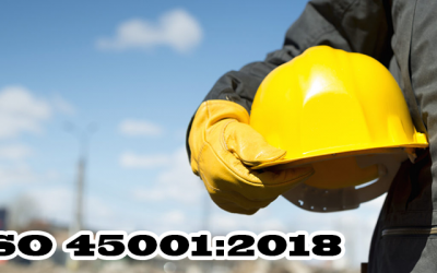 ISO 45001:2018 – Get your Health and Safety System to a new level
