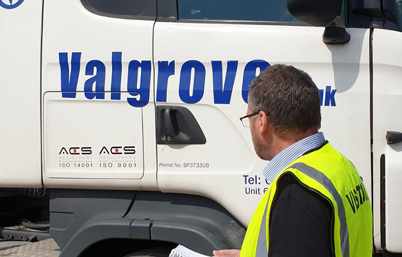 ISO success for Midlands Company Valgrove Ltd