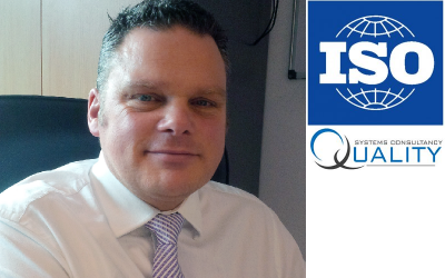 ISO Consultant, the benefits of hiring Andy Adams
