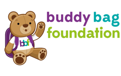 QSC support The Buddy Bag Foundation
